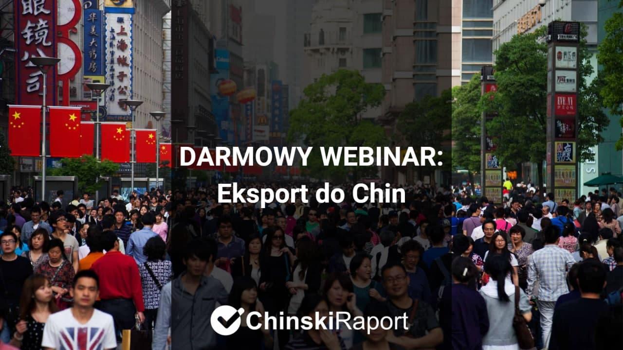 webinar eksport do chin